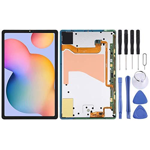 Accesorios Kits de pantalla táctil digitalizador para Galaxy LCD pantalla y digitalizador montaje completo para Samsung Galaxy Tab S6 SM-T860/T865 reemplazo