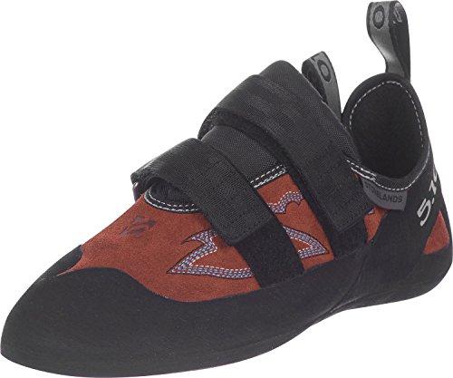 Five Ten Stonelands VCS Chaussures d'escalade pour homme - Rouge - Red Rock Black., 41 EU