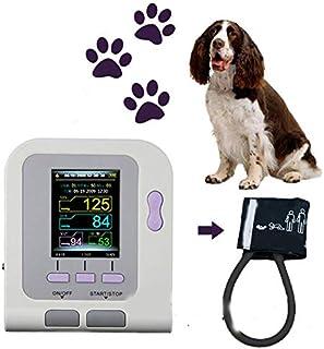 LWQ Monitor de presión Arterial Digital en Color Veterinaria automática de PANI, el Uso de Animales