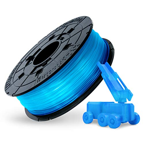 XYZ 1.75 mm PLA Refill Filament - Clear Blue