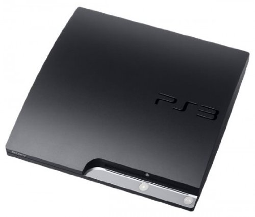 Sony PlayStation 3 Slim 120GB Negro Wifi - Videoconsolas (PlayStation 3, Negro, 256 MB, 5 - 35 °C, 120 GB, Blu-ray/DVD)