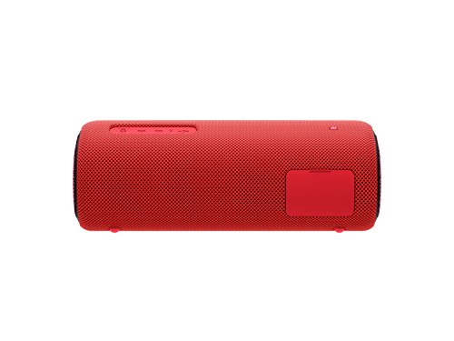 Sony SRS-XB31 Enceinte portable sans fil Bluetooth Waterproof avec effets lumière - Rouge