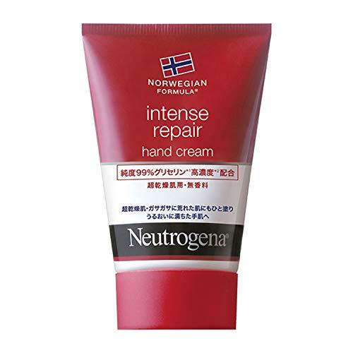 ニュートロジーナ(Neutrogena)『インテンスリペアハンドクリーム』