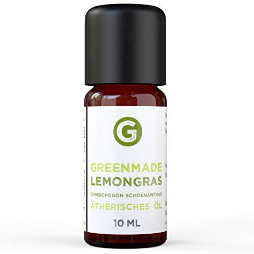 Lemongras (10ml) naturrein - ätherisches Öl von greenstyle