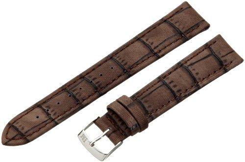 Morellato cinturino in pelle uomo Larice marrone 18 mm A01U3936A70032CR18