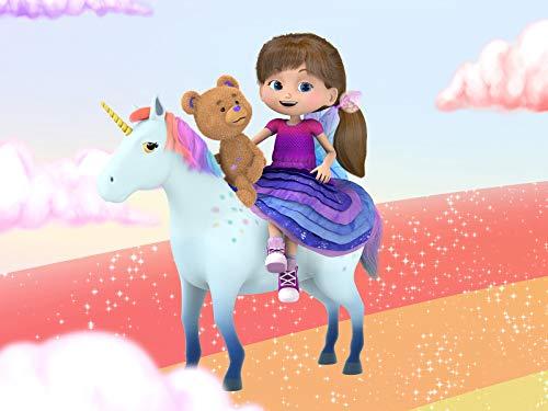 Das violette Pferd