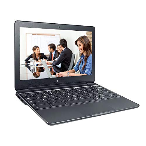 Used Well Chromebook 3 11.6 inches with Intel N3050 2GB RAM 16GB SSD Flash Memory - Chrome Operating System - Black (XE500C21)