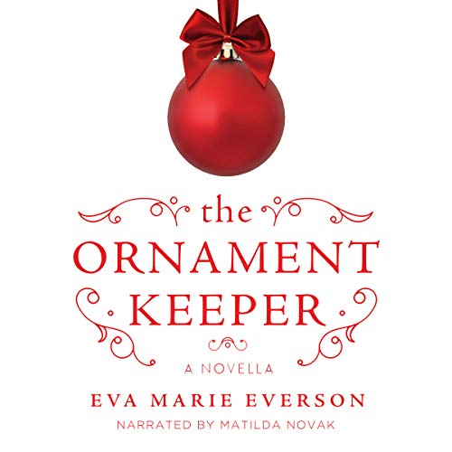 The Ornament Keeper audiobook cover art