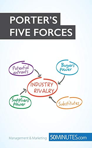 Porter's Five Forces: Understand competitive forces and stay ahead of the competition (Management & Marketing)