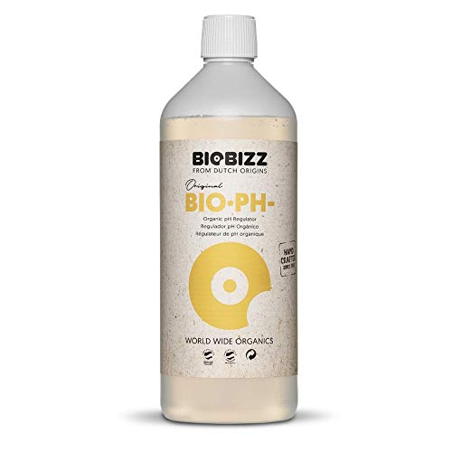 Reductor / Bajador de pH Down para cultivo BioBizz Bio-pH- (500ml)