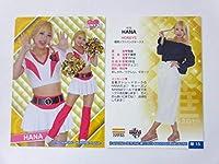 BBM2019プロ野球チアリーダー「華」■レギュラーカード■華15/HANA/HONEYS