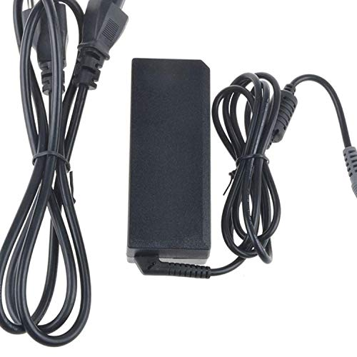Accessory USA AC/DC Adapter for eVGA Interview 1700 17 Dual LCD Monitor System 200-LM-1700-KR Power Supply Cord