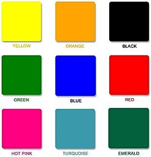 Set of 9 Batik Dyes