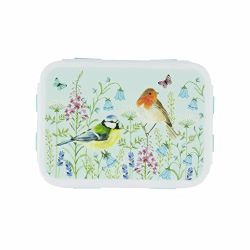 Garden Birds Lunch Box