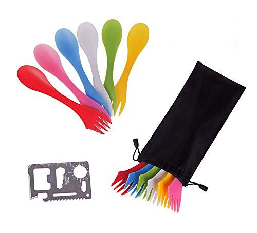 spoon fork knife combo - 7