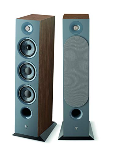 Great Price! Focal Chora 826 Floor Standing Speaker - Dark Wood (Pair)