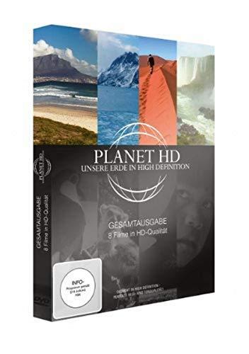 Planet HD - Unsere Erde in High Definition/Gesamtausgabe [Collector's Edition] [3 DVDs]