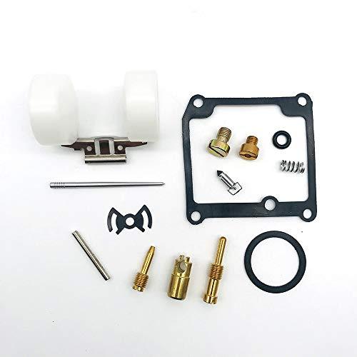 DENGZH El Kit de reparación/reconstrucción del carburad Kit de reconstrucción de reparación de carburador de carburador para Suzuki AX100 AX100D AX 100 Keyser Todos LOS AÑOS