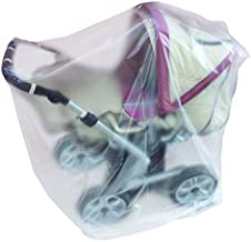 Sunnybaby 18820 Staubhülle für Kinderwagen aus Folie - EXTRA GROSS