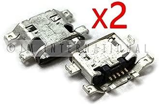 ePartSolution-2 X Motorola Moto X 1st Gen XT1053 XT1055 XT1056 XT1058 XT1060 Charger Charging Port Dock Connector USB Port Replacement Part USA Seller