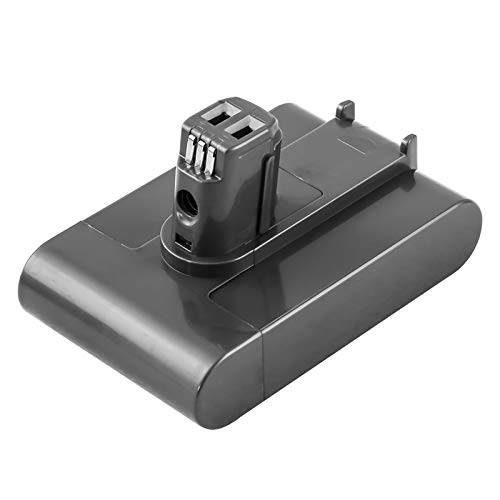 3.5Ah DC31 Replacement Battery 22.2V Lithium, Compatible with Type A DC31 DC34 DC35 DC44 Animal 917083-01 Handheld Vacuum (Not Fit All Type B Model, DC31 DC44 MK2)