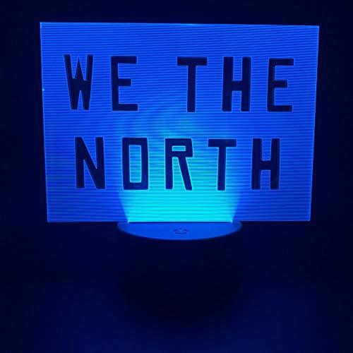 Led Spiel TV Drama Thrones Wir The North Office Nachtlicht 3D LED USB Tischlampe Kinder Geburtstagsgeschenk Nachtzimmer Dekoration