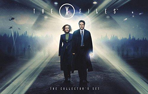 X-Files Complete Seasons 19 - X-Files: Complete Seasons 1-9 (55 Blu-Ray) [Edizione: Regno Unito] [Edizione: Regno Unito]