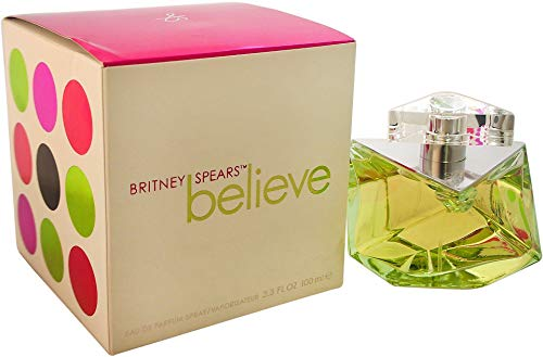 Britney Spears Believe Ladies Edp 100ml Spray (3.4 fl.oz)
