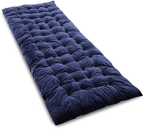 CAMPMOON Camping Cot Pads Mattress for Adults Comfortable Thicken 3 inches Cotton Sleeping Cot product image