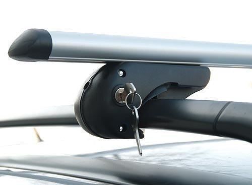 Menabo Brio XL Dachträger Relingträger 135 cm bis 90 kg