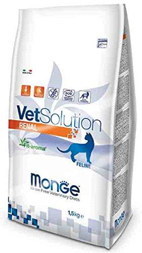 Monge vetsolution Gatos con problemas renales 1,5kg