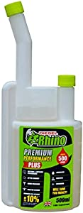 Diesel Rhino Fuel Additive Treatment Multishot Bottle 500ml