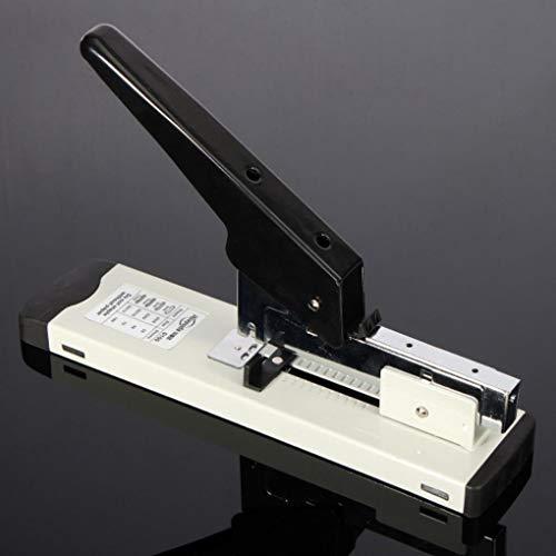 Yongse Heavy Duty Metal nietmachine boekbinden nieten 120 vel capaciteit voor kantoor thuis