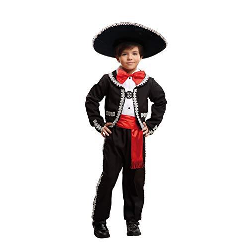 My Other Me Me-203319 Disfraz de mejicano para niño, 10-12 años (Viving Costumes 203319)