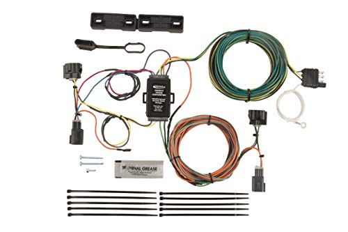Hopkins 56202 Plug-In Simple Towed Vehicle Wiring Kit