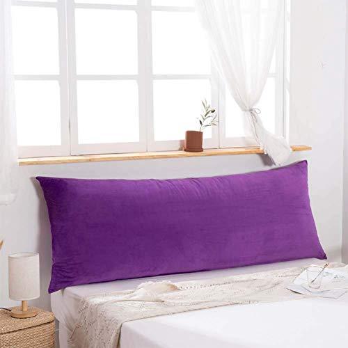XBSLJ Velvet Large Bolster Upholstered Wedge Pillow,Rectangle Headboard Cushion Sofa Bed Backrest Reading Pillow Lumbar Pad for Dorm Office,Reducing Back Pain
