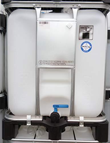 Hofer24 300l IBC Container auf Kunststoffpalette NEU zur Miete
