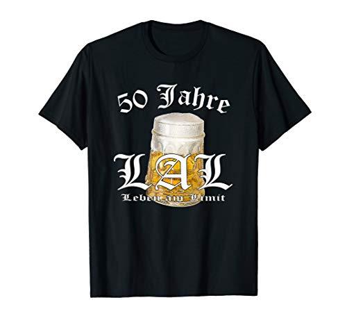 50. Geburtstag Männer Frauen 50 Jahre Jubiläums T-Shirt