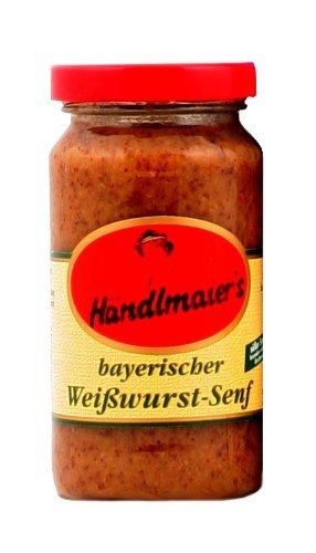 Händlmaier - bayerischer Weißwurst-Senf (süß, 200 ml)