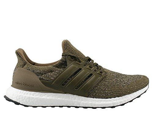 adidas Herren Ultraboost Fitnessschuhe, grün (Olitra/Olitra/Caqtra), 40 EU