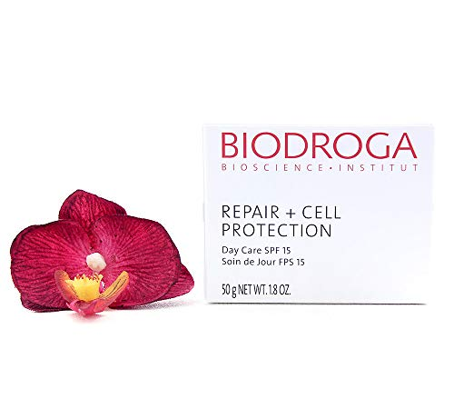 Biodroga: Repair+Cell Protection Tagespflege LSF 15 (50 ml)