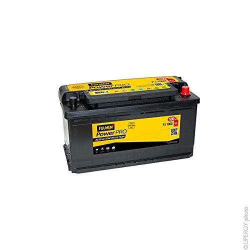 Fulmen - LKW Batterie FULMEN Power Pro FJ1000 12V 100Ah 850A