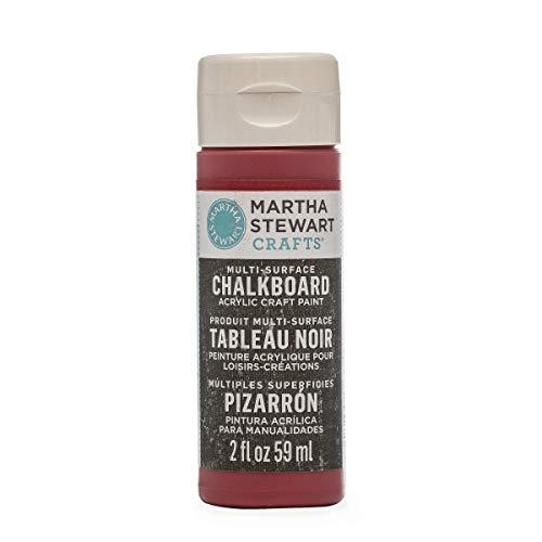 Martha Stewart Multi-Surface Chalkboard Paint: Habanero, 2 oz