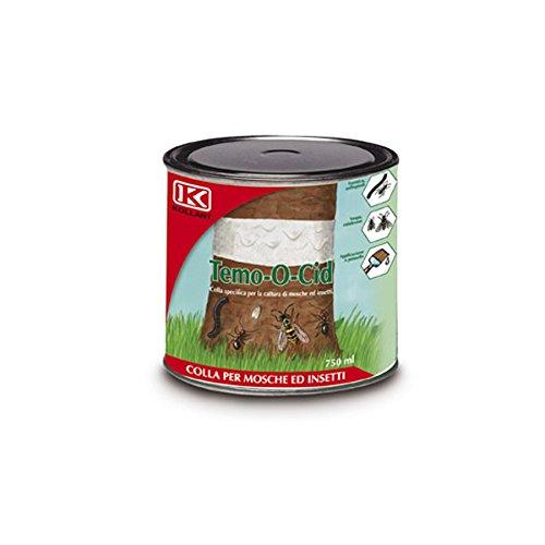 Kollant Temo-o-cid colla per mosche ed insetti 750 ml