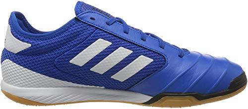 Adidas Copa Tango 18.3, Zapatillas de fútbol Sala para Hombre, Azul (Fooblu/Ftwbla/Negbás 001), 42 EU