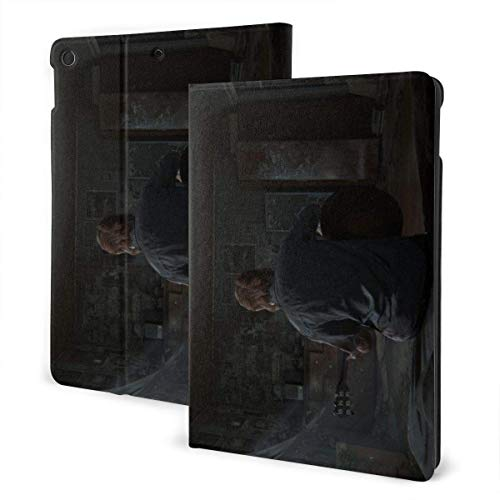Last of Us Case Fit IPad One Size with Auto Sleep/Wake Stand Leather Case for Ipad Air (3rd Gen),Pro 10.5,7th Generation 10.2 Inch IPD-332