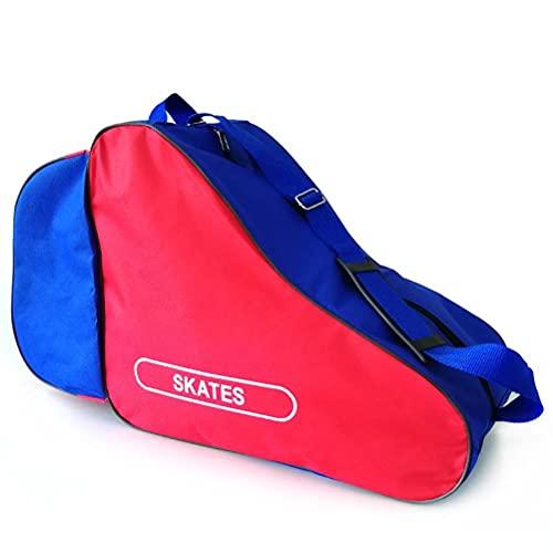 Merkts Rollschuh-Tasche, tragbare 600D verschlüsselte Oxford-Gewebe, Rollschuh-Tasche für Inliner, Skater-Tasche für Inliner, Skater-Tasche für Kinder und Erwachsene