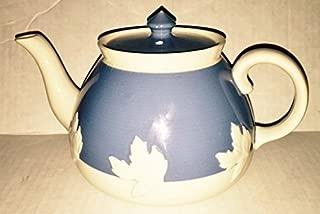 Tea Pot Gibson England Blue and White