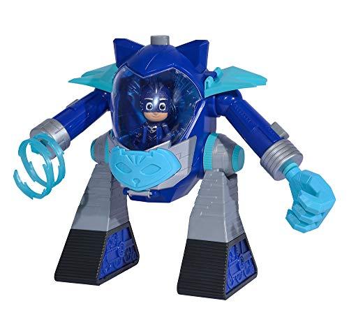Simba 109402463 PJ Masks Turbo Roboter Catboy, mit...