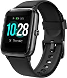 Smart Watch for Android iPhone, Arbily Smartwatch with Heart Rate Monitor Waterproof Swimming Fitness Tracker,...